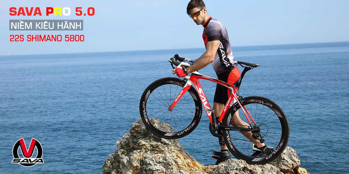Xe đạp thể thao sava pro 5.0