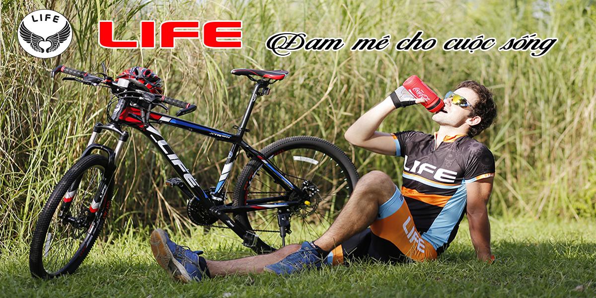 Xe đạp Life