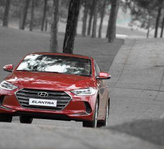 Hyundai Elantra 2016 - Hyundai Elantra thế hệ hoàn toàn mới