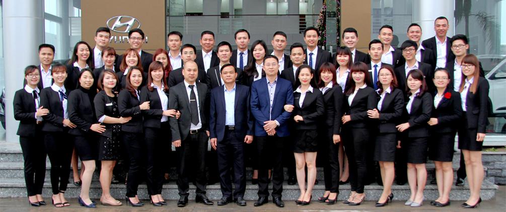 Tập thể Hyundai Long Biên