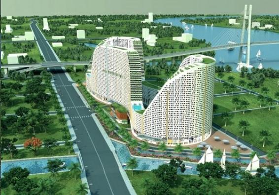 căn hộ river city