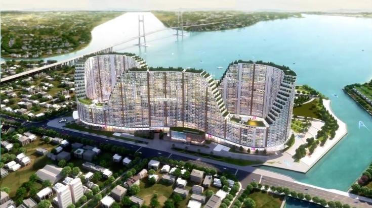 chung cư river city 1
