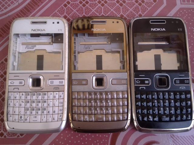 Chuyên bán vỏ các dòng điện thoại Nokia E72,E71 chính hãng