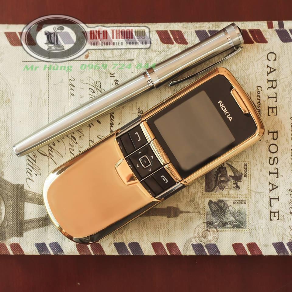 Nokia 8800 anakin đi cùng năm tháng