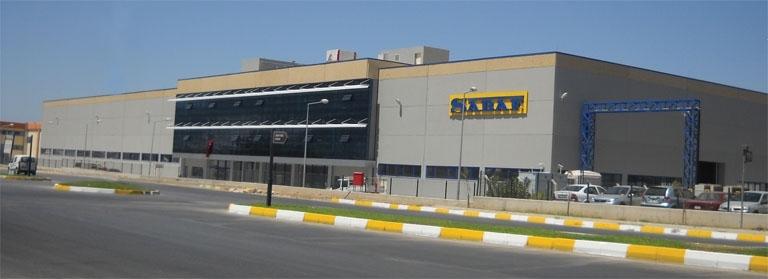 nhà máy sabaf