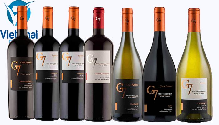 Bán rượu vang Chile giá rẻ nhất