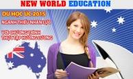 Chọn ngành du học và thực tập hưởng lương tại Úc