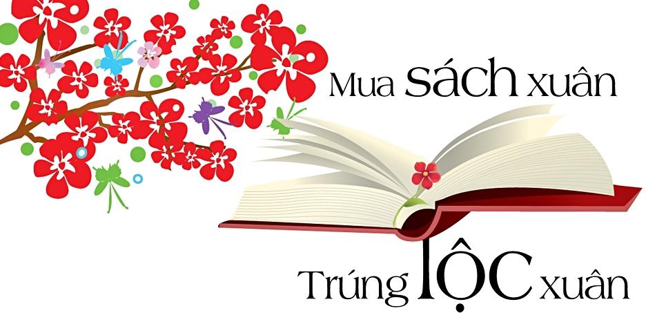 Mua Sách Xuân - Trúng Lộc Xuân