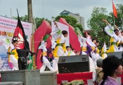 Nhảy Yosakoi Lễ hội Genki 2013