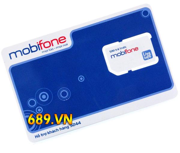 Sim 3G MobiFone Trọn Gói 6 Tháng Không Giới Hạn