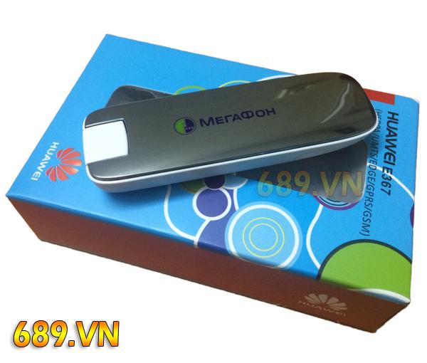 Usb 3G Huawei E367 Tốc Độ Cao 28.8Mbps