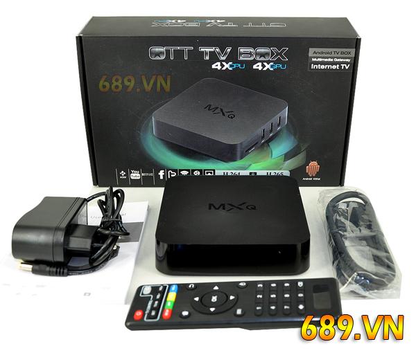 Tivi Box Androi MXQ S805 Giá Rẻ