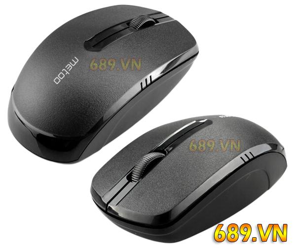 Chuột Không Dây Metoo E5 Cho Laptop Giá Rẻ