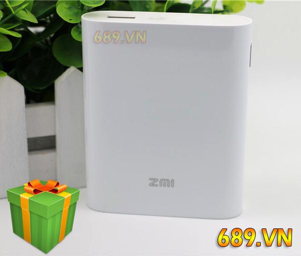 Xiaomi Zmi MF855 Phát WiFi 4G Pin Dự Phòng