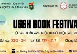 Đồng hành cùng Hội sách Nhân Văn 2015 - USSH Book Festival
