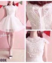 Váy búp bê cho bạn nữ điệu đà