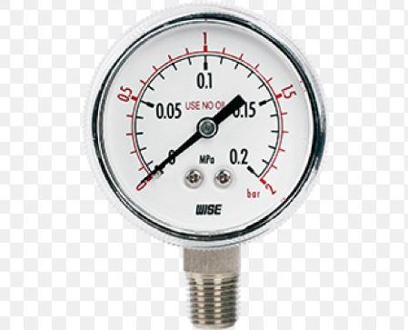 đồng hồ đo áp suất Wise