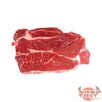 THỊT BẮP VAI BÒ TƠ ĂN CỎ MSA, YG - MSA Chilled Boneless *YG* Beef Chuck Roll