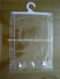 Bao PVC có móc 10