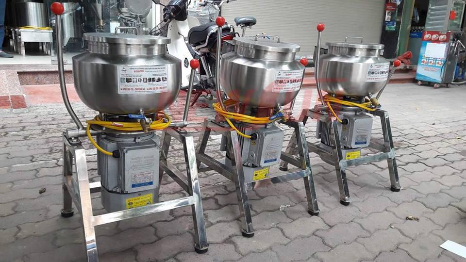Hình ảnh thực tế máy xay giò chả 3kg tại Hà Nội