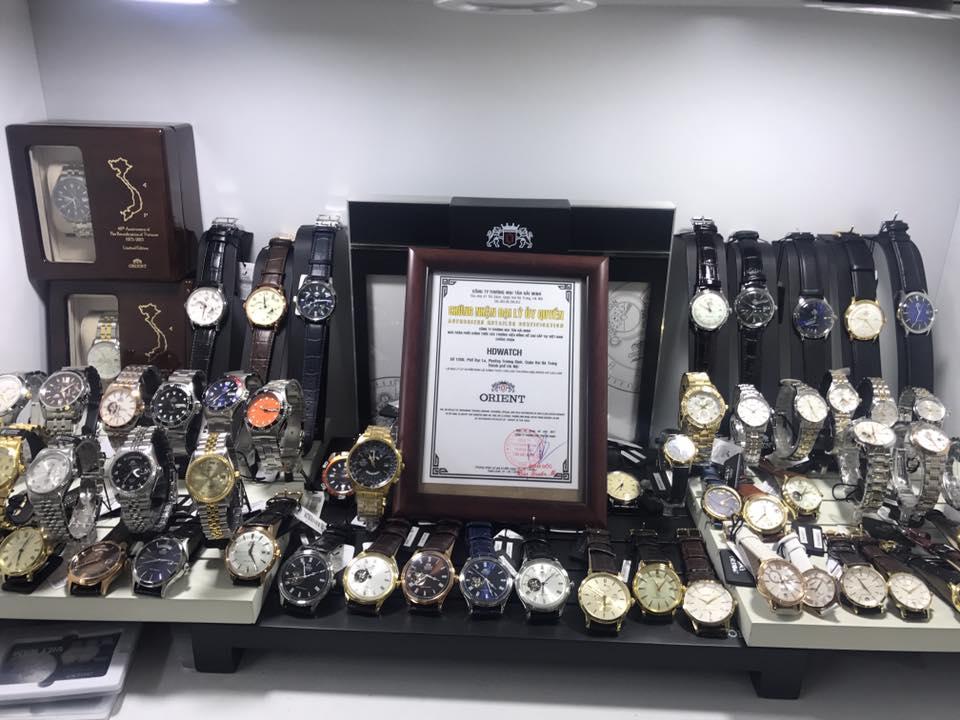 Đồng hồ Orient chính hãng tại Hdwatch