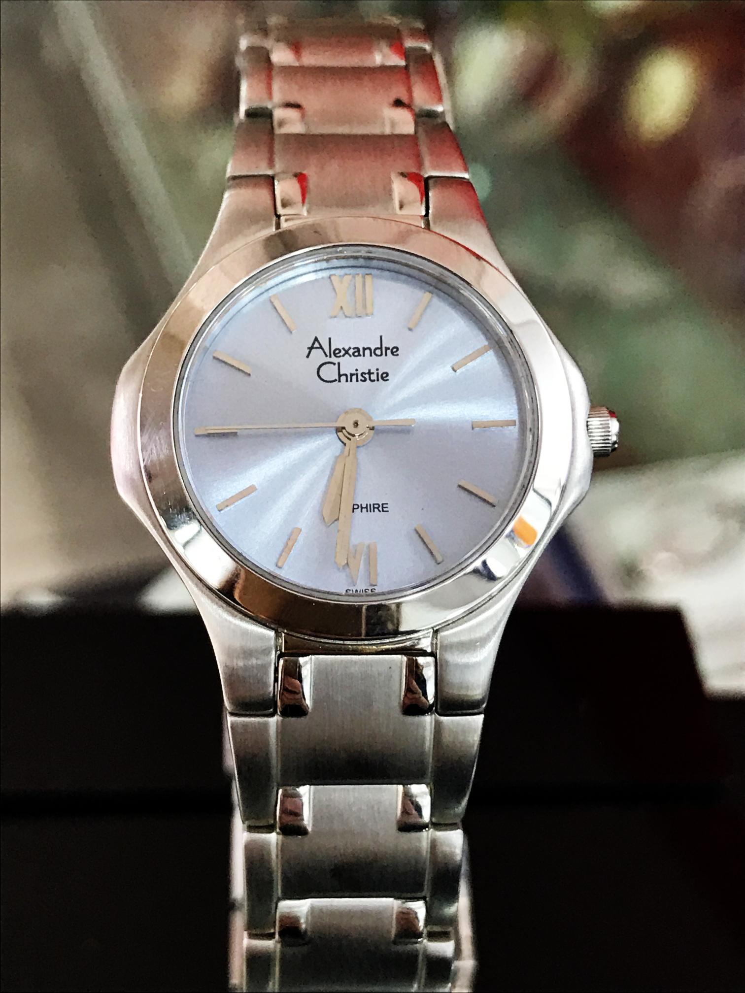 Đồng hồ Alexandre Christie nữ AC8A14A-MS