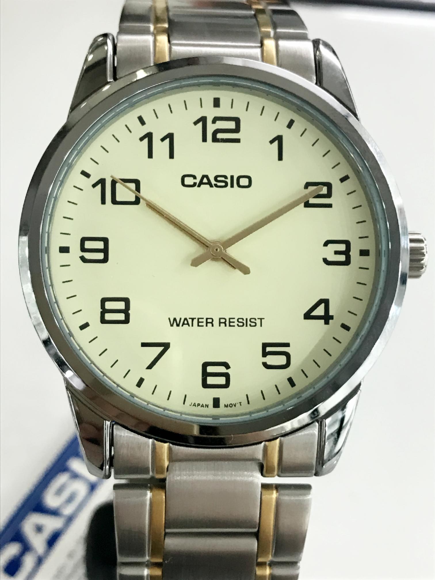 ĐỒNG HỒ CASIO NAM MTP-V001SG-9BUDF