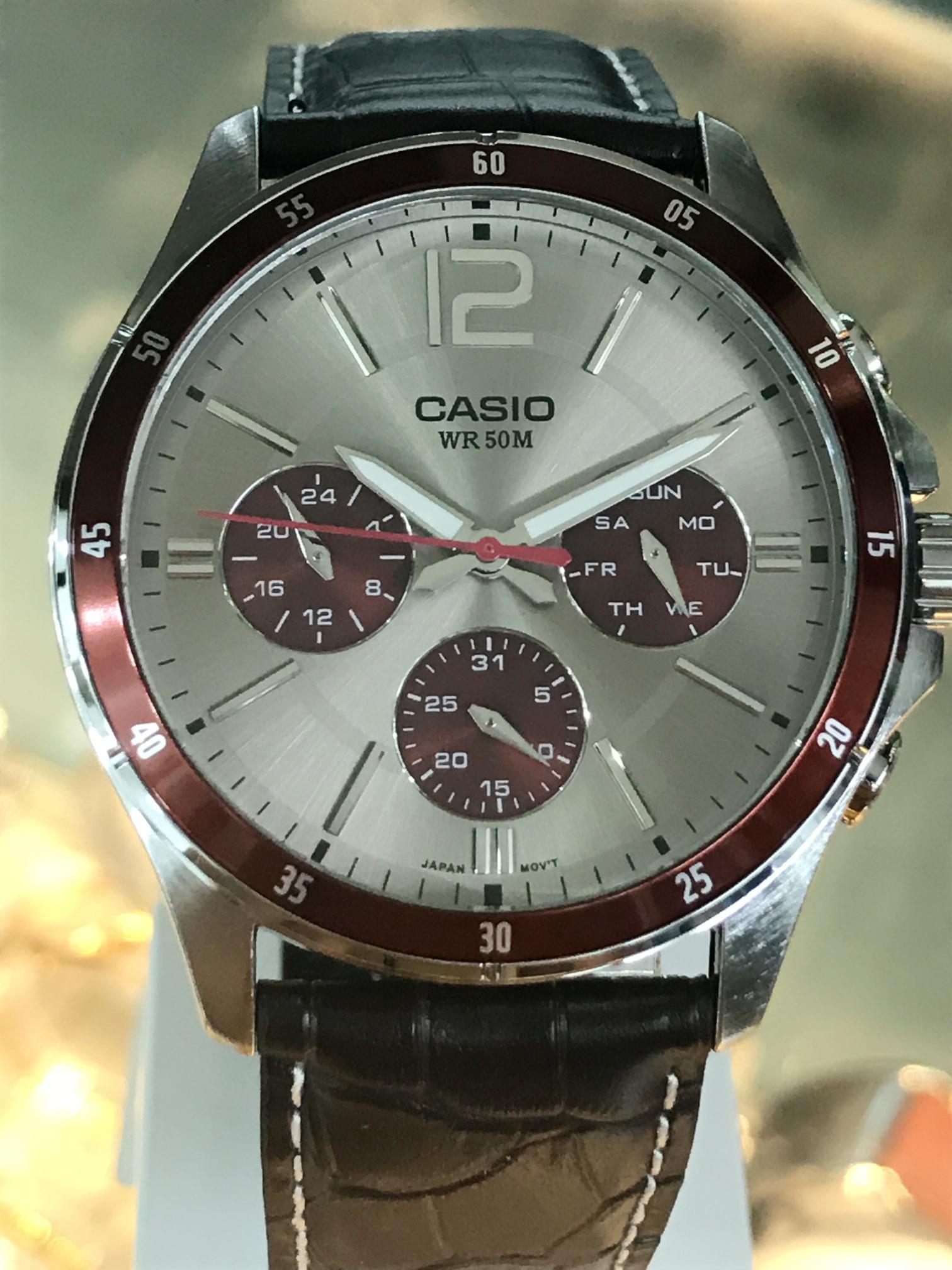 ĐỒNG HỒ CASIO MTP - 1374L - 7A1VDF