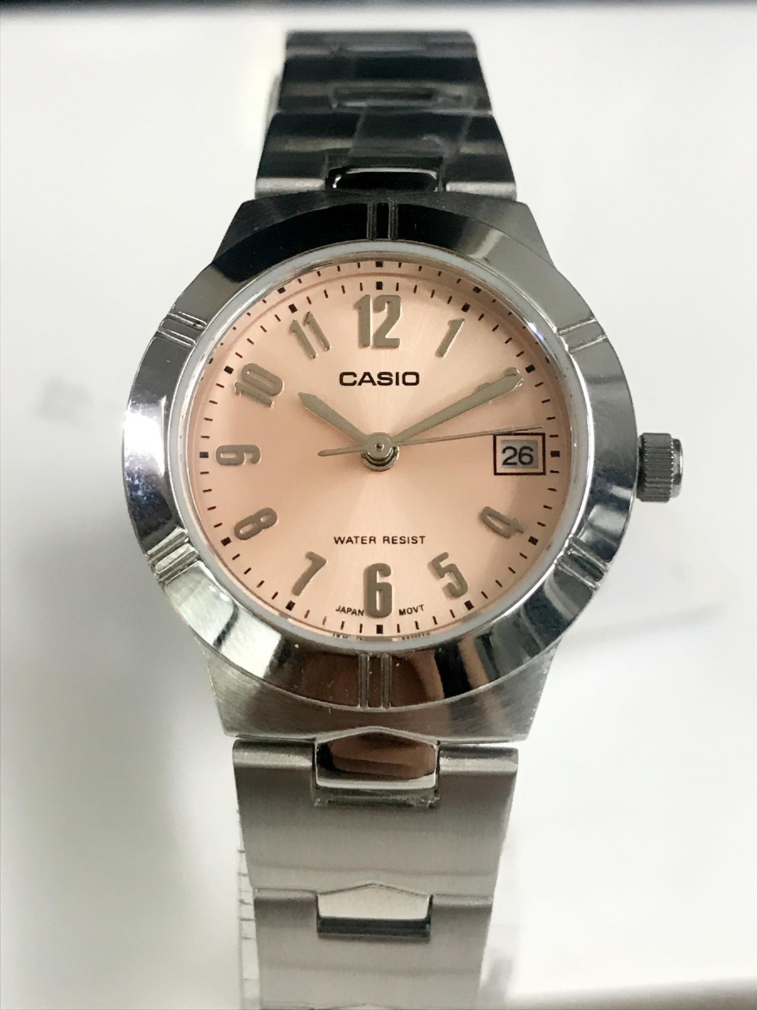 ĐỒNG HỒ CASIO NỮ LTP-1241D-4A3DF