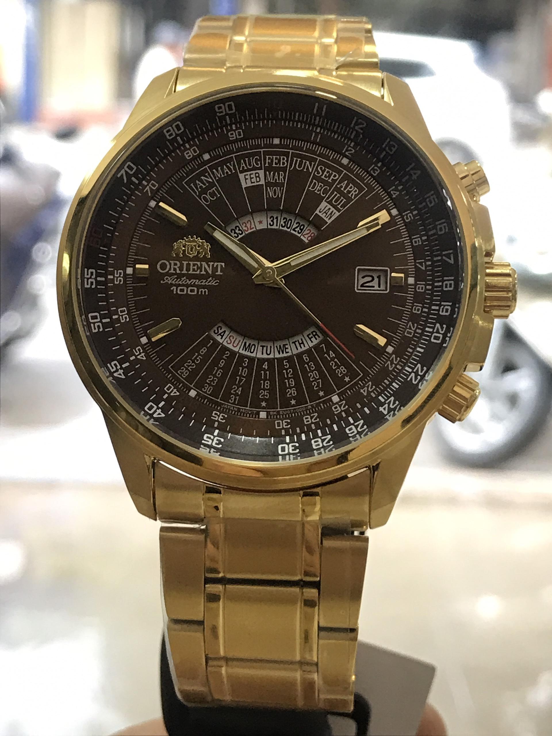 Đồng hồ Orient FEU07003TX