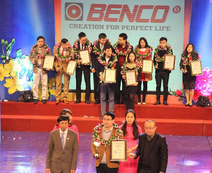 Camera BENCO nhận giải thưởng sản phẩm chất lượng do báo người tiêu dùng bình chọn