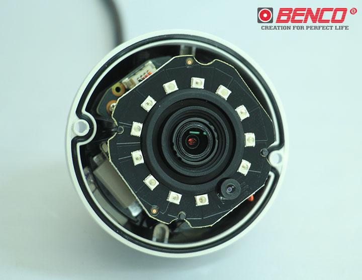 Cấu tạo camera BEN - CVI1130DM