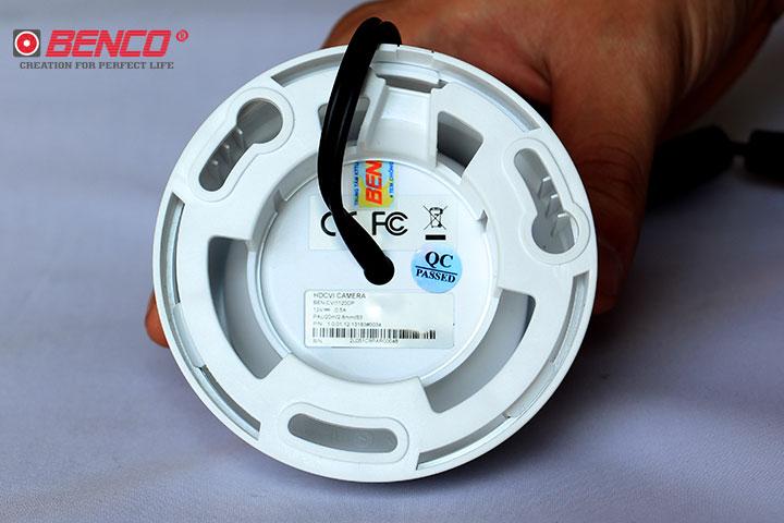 Chân đế camera BEN - CVI1220DP