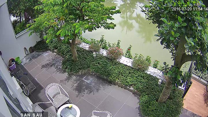 Hình ảnh ban ngày trích xuất từ camera BEN - CVI1120BP