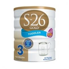 Sữa S26 Gold 3 900g