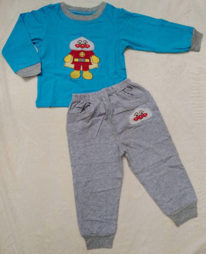 Thời trang bé trai đồ bộ 04
