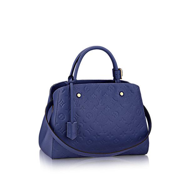 BST Túi xách Louis Vuitton Montaigne Monogram Empreinte Leather