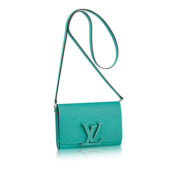 Bóp ví LV Louise PM EPI Leather