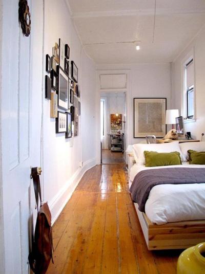 Thiết kế phòng ngủ có diện tích nhỏ