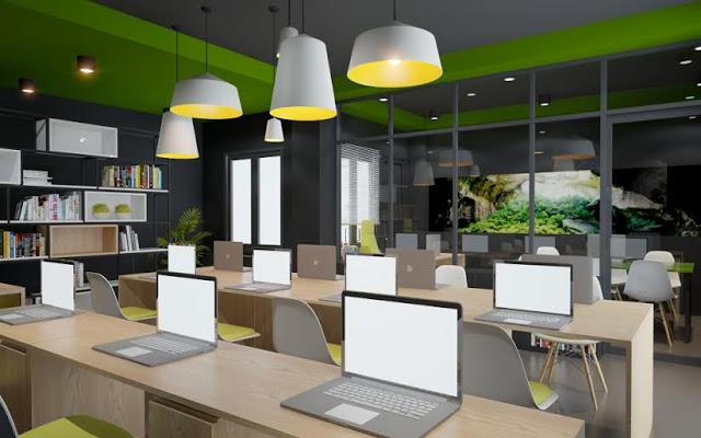 Cách lựa chọn và bài trí nội thất văn phòng phù hợp