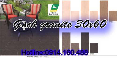 gạch granite 30x60 bạch mã ốp tường giá sỉ