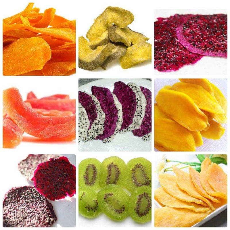 Trái cây sấy - giàu dinh dưỡng