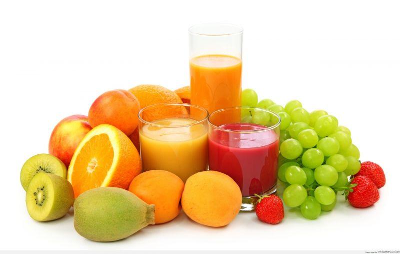 Nước cốt trái cây bổ dưỡng
