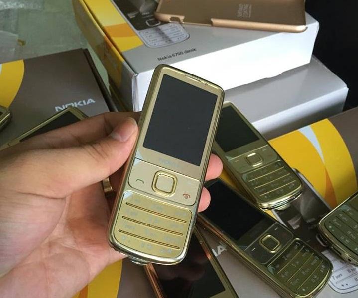 Nokia 6700 gold và nokia 6300 gold cho ae hoài cổ hàng độc