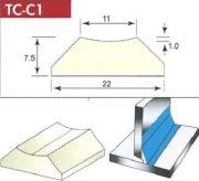 Sứ lót hàn lấp góc chữ T TC-C1