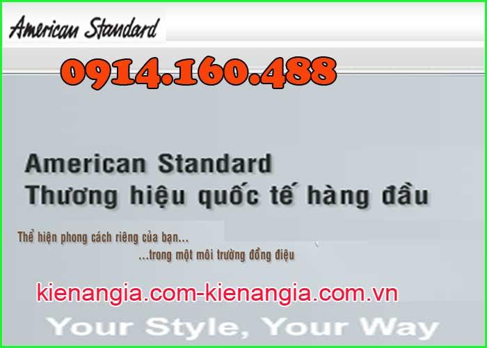 Khuyến mãi mùa đông American standard tại KIẾN AN GIA 0914160488