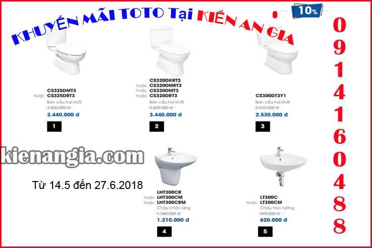 Khuyến mãi bồn cầu TOTO-0914160488-Kienangia