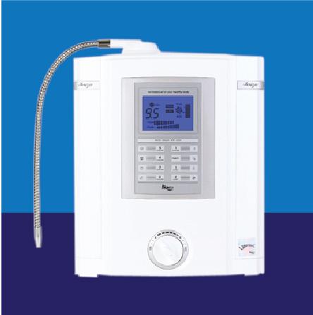 máy lọc nước ion kiềm ngăn ngừa ung thư