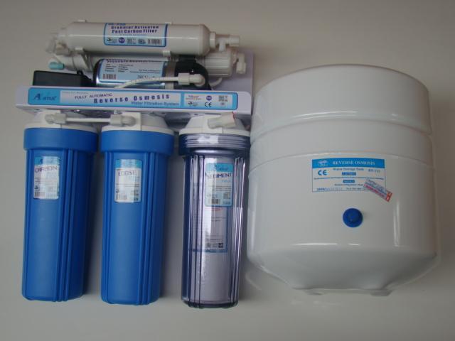 tại sao phải dùng máy lọc nước gia đình