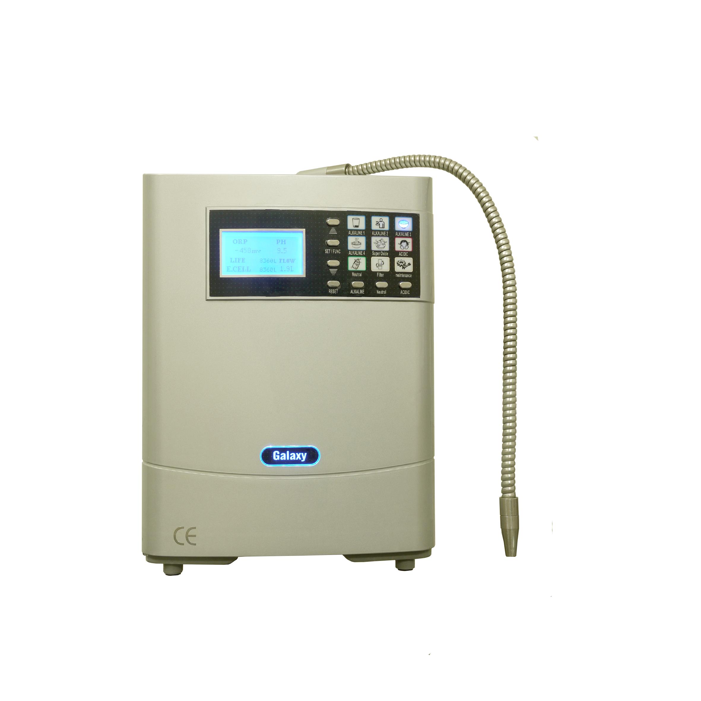 máy lọc nước điện giải và những tính năng kỳ diệu